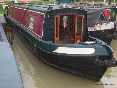 Narrowboat 43ft Cruiser Stern