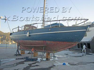 Custom Bluewater Cruiser