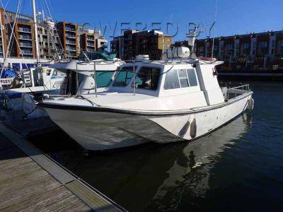 Offshore 105 Shaft driven