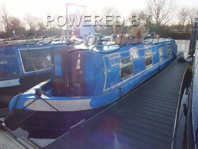 Narrowboat 35ft Liverpool Boat Company