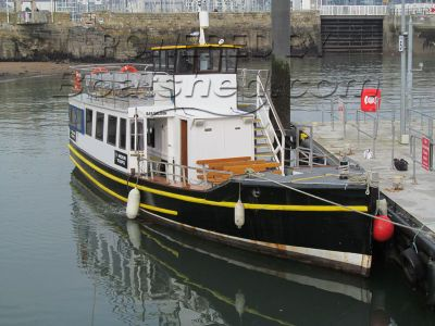 Passenger Vessel Ferry MCA Coded