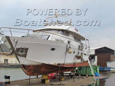 Cantieri di Pisa Pegasus Motor Yacht