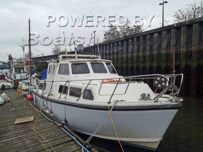 Aquastar Ocean Ranger 33 Motor Cruiser