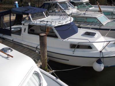 Saturn 25 River/Sport Cruiser