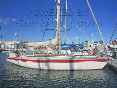 Oyster  43 Racer Cruiser