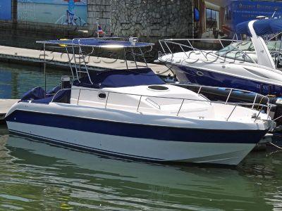 Gulf Craft Sea Breeze 33