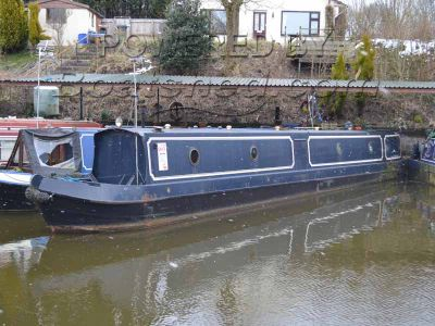 Narrowboat 58ft
