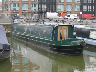 Narrowboat 60ft Cruiser Stern