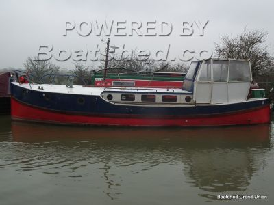 Ex Lifeboat 30' Converted Live-Aboard