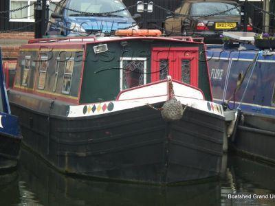 Narrowboat Springer 45ft