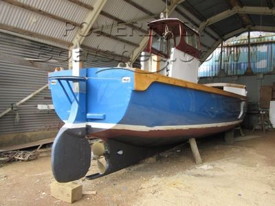 Passenger Vessel River Cruiser MCA Coded