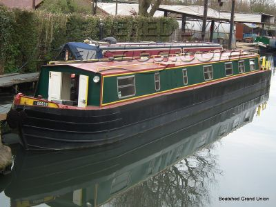 Narrowboat 62ft Springer