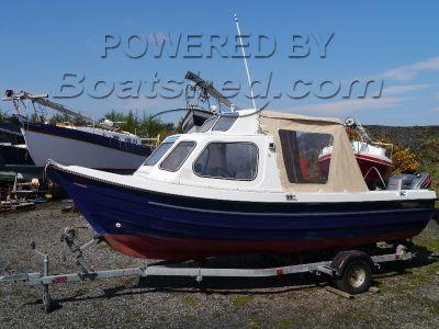 Orkney 520 cuddy  - Sports / Fishing Boat