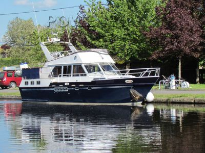 De Groot Beachcraft Custom Flybridge Cruiser