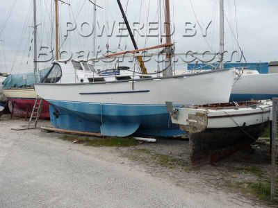 Falmouth Working Boat 30ft Steel