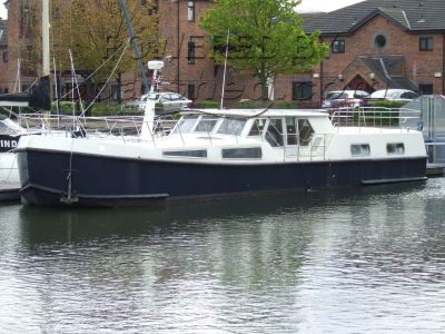 Dutch Barge 60ft Style