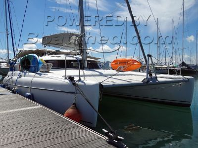 Fountaine Pajot Athena 38 Sloop