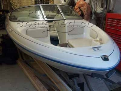 Sea Ray Bowrider 185