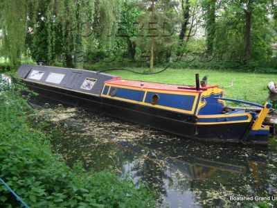Narrowboat 65ft Butty