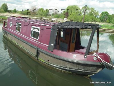 Narrowboat 30ft with Mooring Sea Otter