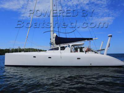 Barramundi 470 Fast catamaran