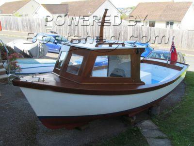 Plymouth Pilot 16' Custom Cuddy Cabin