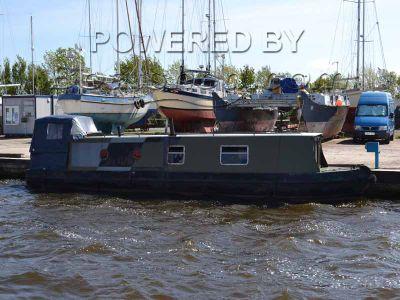 Narrowboat 42ft Cruiser Stern