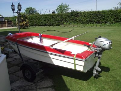 GRP Dinghy