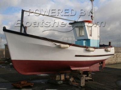 Fishing boat Treeve 21