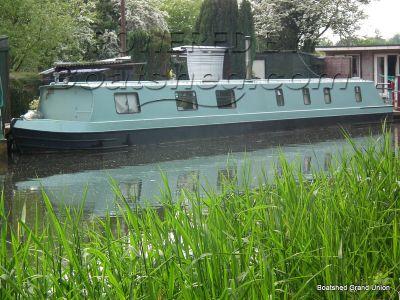 Narrowboat 70ft Cruiser Stern