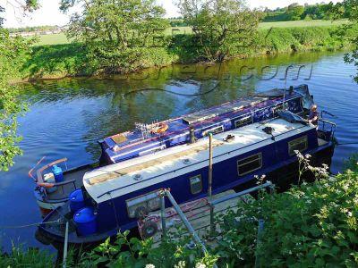 Narrowboat Springer 34