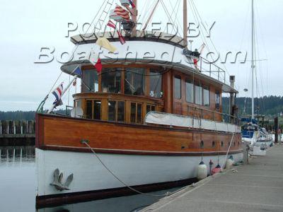 Classic 58 Motor Yacht