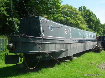 Narrowboat 55ft Trad Stern Live-aboard