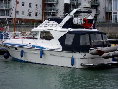 Fairline 36 Sedan  Motor Cruiser