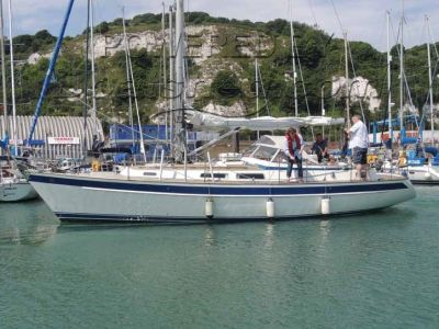 Hallberg Rassy 36 MKII One Owner From New