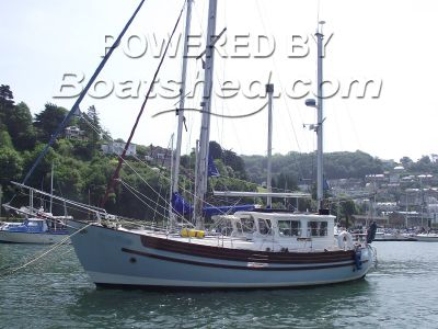 """Fisher 34 MKII For Sale, 10.46m (34'4""""), 1990"""