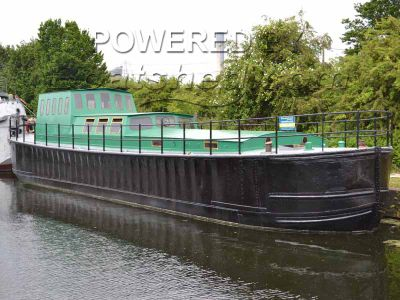 Barge Conversion Ongoing