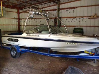 Gekko GTO 22 Water Ski Tow Boat