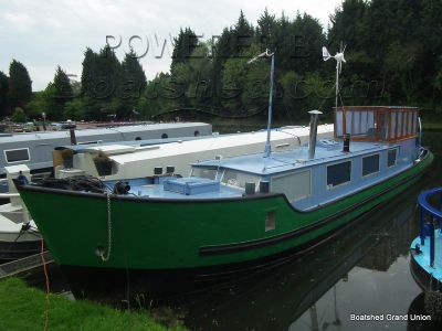 Dutch Barge 54  ft Live Aboard