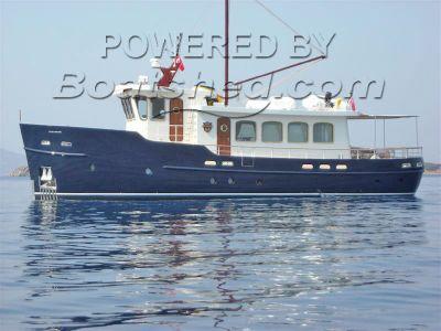 Atlantic ATR66 Trawler Yacht