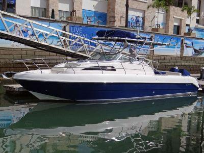 Gulf Craft Silvercraft 34 SC