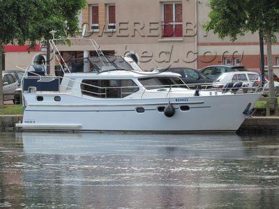 Dutch Steel Cruiser NOBLESSE 38