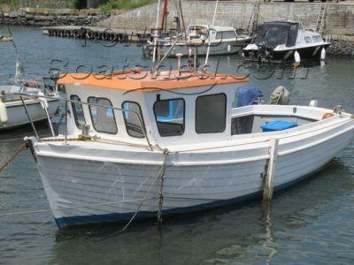 Wooden  Ex Fishing Vessel