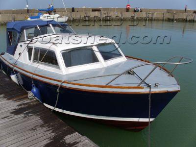 Ocean Halmatic 25 Motor Boat