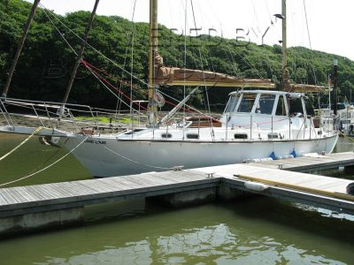 Steel Ketch Motor Sailer 44