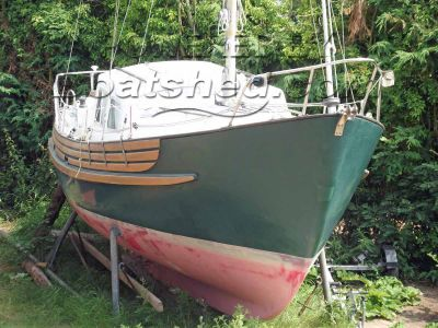 Fisher Freeward 25 Motor Sailor