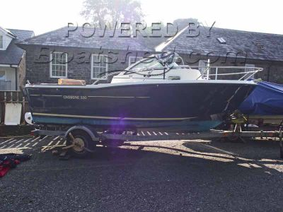 Beneteau Ombrine 550 WA Yacht Club Special