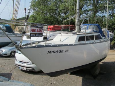 Mirage 28 Mk II with Bilge Keels