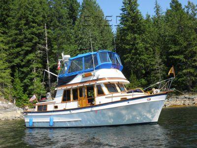 Puget Trawler 36
