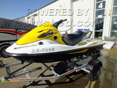 Kawasaki STX 900